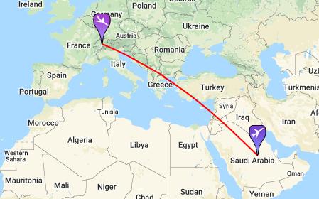 كم ساعه بالطائرة من الرياض الى سويسرا من الرياض الى سويسرا كم ساعه المسافة من الرياض الى سويسرا سوبر مجيب